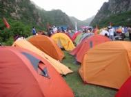 野外宿营地